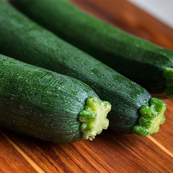Semences de courgette Dark Green (Cucurbita Pepo) | Le jardin des vie-la-joie | Artisan semencier